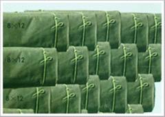 Fabrics tarpaulin tank