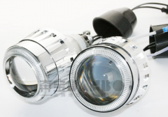 Headlights antifog