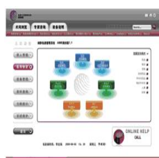 Software for the control of projects and