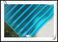 Plastic panel