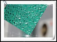 Polycarbonate end profiles