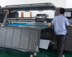 Laser marking printers