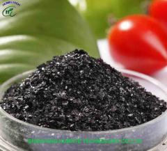 100% Water Soluble Potassium Humate Shiny Flake