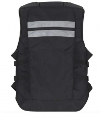 Winter striped vests