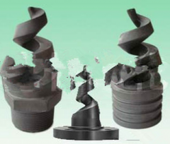 XY-SPJT河北碳化硅喷嘴 碳化硅螺旋喷嘴