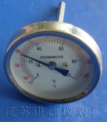 Bi-metallic thermometer 0-500℃