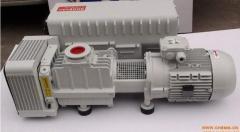 Claw vacuum pumps