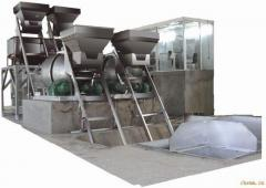 XYPF-30型BB肥生产线