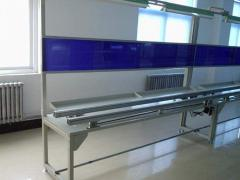 Conveyors for the electronics industry