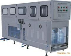Equipment for bottling drinking water