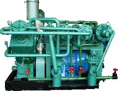 无油润滑空气压缩机VW-3/40