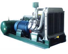 低压电固式空压机