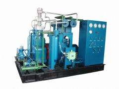 Gas compressors