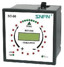 Synchronoscope Meter