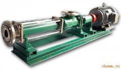 EH系列单螺杆泵