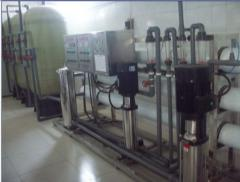 Back osmosis systems, water treatment