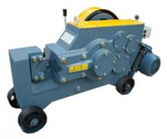 Machines for cutting of fittings