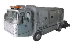 EAGER Series Comprehensive Maintenance Vehicle