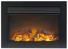 Electronics for stoves, fireplaces