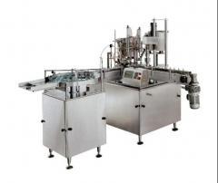 银葱胶灌装机