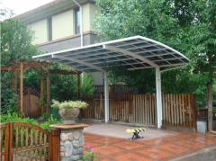 Car canopy, carport, car shed, car canopy,
