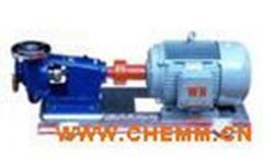 INJ型单级单吸浓浆化工泵