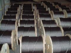 Stainless steel wire cable
