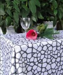 Printed Polyester Table Clothes