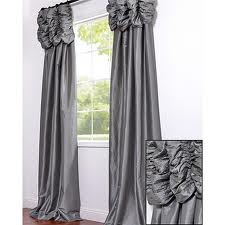 Flannel Curtain