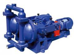 QBY电动隔膜泵