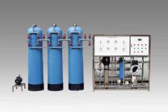 1T双级反渗透纯水机