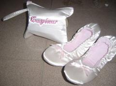 Women ballet slippers