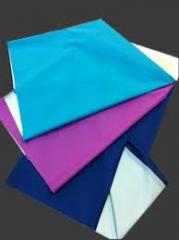 75DX75D, 100% Polyester Woven 1/3 Twill Pongee