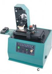 台式电动油墨印码机 TDY-300C