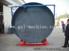 Fertilizer Disk Granulator