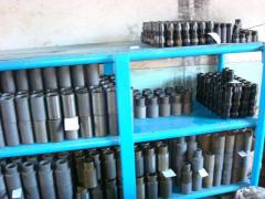 Oil extraction API sucker rod pump spare parts