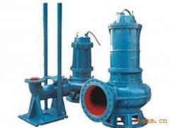 WQ型无堵塞潜水泵