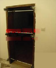 Adjust-Poles★Wood-Doors