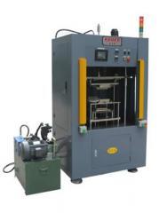 Hydraulic presses of hot pressing