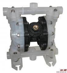 QBY(QBK)工程塑料气动隔膜泵
