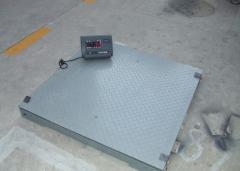 Balance industrial electronic