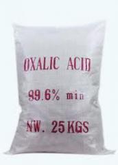 Oxalic Acid 99.6%, 99.4%, 99.0%