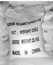 Sodium Hexametaphosphate (Food/Tech Grade) 68%