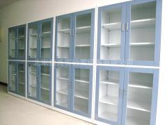Cabinets for laboratories