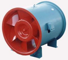 HTF-(A)(B)型轴流式排烟风机