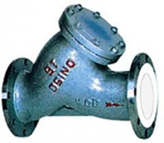 衬氟过滤器 (GLY41F4-16)