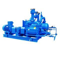 FUTEN 2FE1系列减速机传动水环氢气压缩机机组