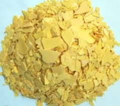 Refined Yellow Sodium Sulfide Flake 60% (CAS No. 1313-82-2)