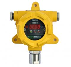 Detectors ionizing gas-discharge