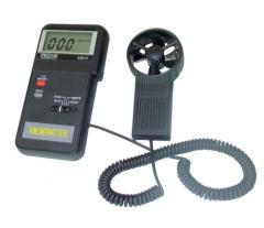 Hot-wire anemometers